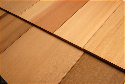 Cedar Shingle Panels Manufactured By Premier Forest